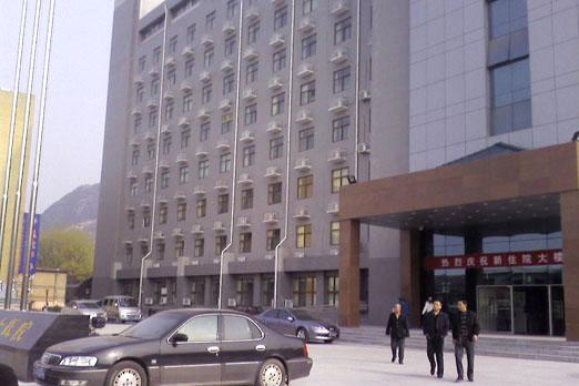 417医院综合住院大楼