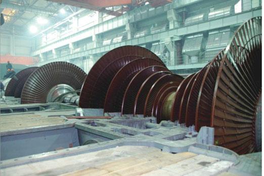 设备监造-核电汽轮机